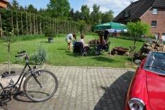 Garten mit Grill ... auch für dich